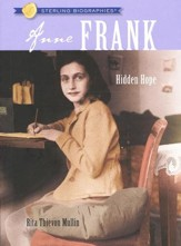 Sterling Biographies: Anne Frank