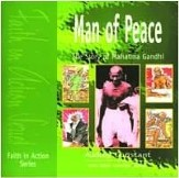 Man of Peace: The Story of Mahatma Ghandi - Pupil Book