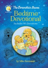 The Berenstain Bears Bedtime Devotional - Slightly Imperfect