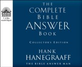 The Complete Bible Answer Book: Collector's Edition Unabridged Audiobook on CD