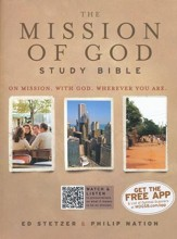 The Mission of God Study Bible - eBook