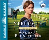 The Struggle Unabridged Audiobook on CD