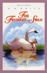 The Trumpet of the Swan - eBook