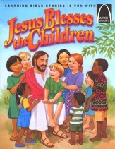 Jesus Blesses the Little Children