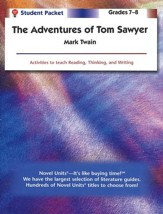 Adventures of Tom Sawyer, Novel Units Student Packet, Grades 7-8
