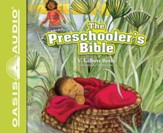 The Preschooler's Bible Unabridged Audiobook on CD