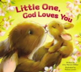 Little One, God Loves You Boardbook