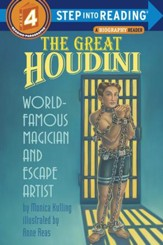 The Great Houdini: World Famous Magician & Escape Artist - eBook