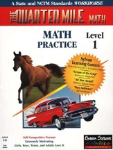The Quarter Mile Math: Grades K-3 Single CD-ROM