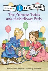 The Princess Twins and the Birthday Party, hardcover