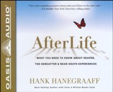 AfterLife Unabridged Audiobook on CD