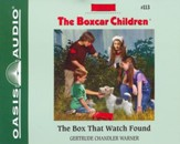 The Box that Watch Found Unabridged Audiobook on CD