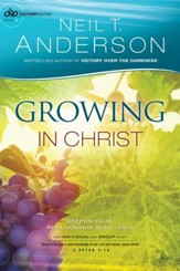 Growing in Christ (Victory Series Book #5): Deepen Your Relationship With Jesus - eBook