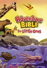 Adventure Bible for Little Ones Boardbook
