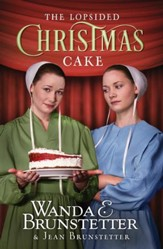 The Lopsided Christmas Cake - eBook