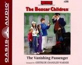 #106: The Vanishing Passenger: unabridged audiobook on CD
