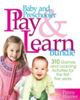 Play & Learn Bundle: Over 300 Games and Learning Activities for Babies and Preschoolers - eBook