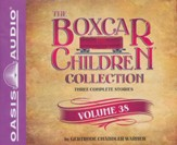 #38: Boxcar Collection - unabridged audiobook on CD