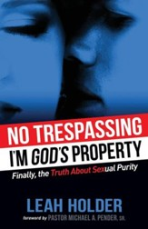 No Trespassing: I'm God's Property - eBook