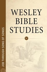 Wesley Bible Studies: Job through Song of Songs - eBook