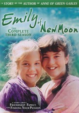 Emily of New Moon: The Compete Third Season, DVD Set