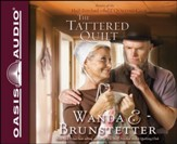 The Tattered Quilt Unabridged Audiobook on CD