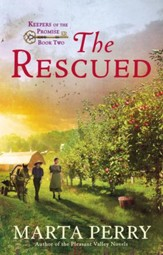 The Rescued: Keepers of the Promise, Book Two - eBook