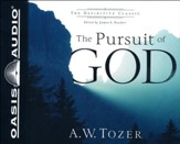 The Pursuit of God - unabridged audiobook on CD