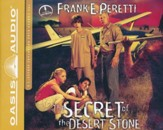 #5: The Secret of the Desert Stone - unabridged audiobook on CD