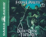 #6: The Deadly Curse of Toco-Rey--Unabridged Audiobook on CD