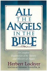All the Angels in the Bible - eBook