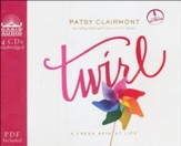 Twirl: A Fresh Spin at Life - unabridged audiobook on CD