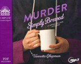 Murder Simply Brewed - unabridged audiobook on MP3-CD