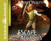 #2: Escape from the Island of Aquarius - unabridged audiobook on CD