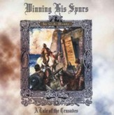 Winning His Spurs -- MP3 Audio CDs Unabridged