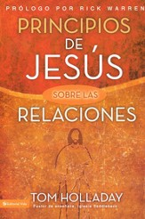 Principios de Jes�s Sobre las Relaciones  (The Relationships Principles of Jesus)