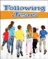 Following Jesus Discipleship Booklet, Package of 20