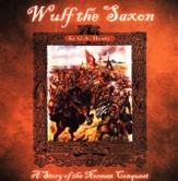 Wulf the Saxon  MP3 CD G.A. HENTY NOVEL