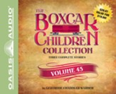 The Boxcar Children Collection Volume 45