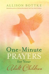 One-Minute Prayers for Your Adult Children - eBook
