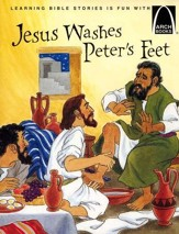 Jesus Washes Peter's Feet, Arch Book Series
