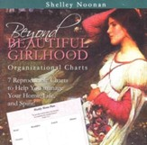 Beyond Beautiful Girlhood Organizational Charts CD