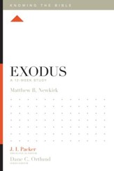 Exodus: A 12-Week Study - eBook