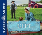 The Gift - unabridged audio book on CD