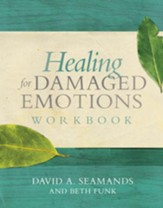 Healing for Damaged Emotions Workbook - eBook