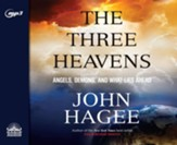 The Three Heavens - unabridged audio book on MP3-CD