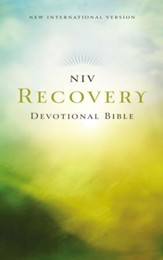 NIV Recovery Devotional Bible - eBook