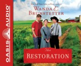 #3: The Restoration, The Prarie State Friends - unabridged audio book on CD