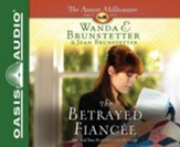 The Betrayed Fiancee - unabridged audio book on CD