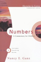 Numbers: A Commentary for Children